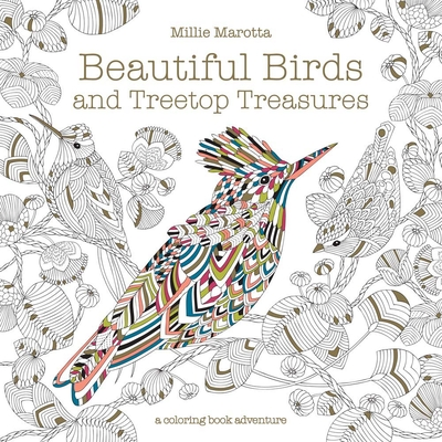 Millie Marotta Adult Coloring Book