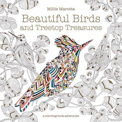 Millie Marotta Adult Coloring Book