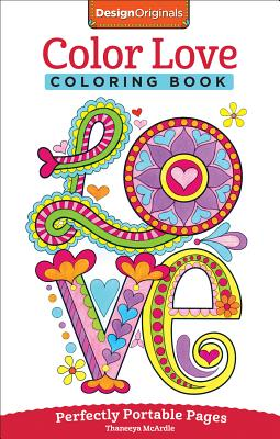 15 OFF Color Love Coloring Book