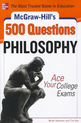 15 OFF McGraw Hills 500 Philosophy Questions Ace Your College Exams