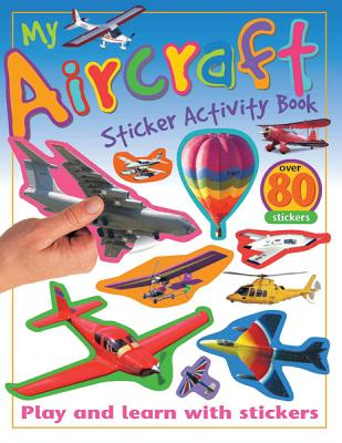 Fold Out Aircraft Giant Wall Chart And Poster Plus 50 Big Stickers
