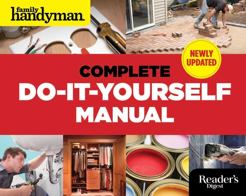 The complete do it yourself manual by editors of family handyman the complete do it yourself manual by editors of family handyman opentrolley bookstore singapore solutioingenieria Image collections