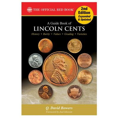 NEW WHITMAN OFFICIAL RED BOOK US TYPE COINS 2nd EDITION BOOK Q DAVID BOWERS