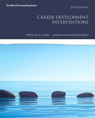 15 OFF Career Development Interventions With Mylab Counseling Pearson Etext Access Card Package