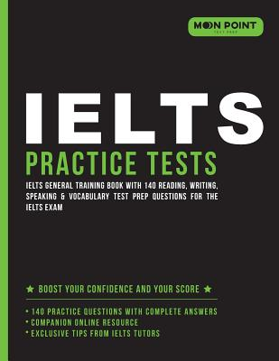 Ielts General Training Practice Tests Opentrolley Bookstore Singapore