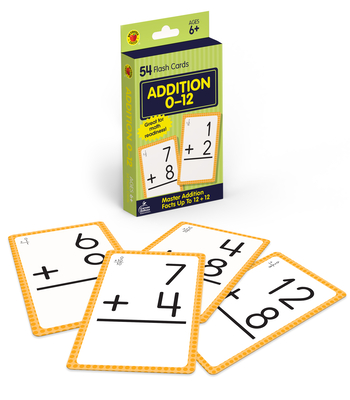 graphic regarding Printable Addition Flash Cards 0-12 named Brighter Boy or girl Flash Playing cards - OpenTrolley Bookstore Singapore