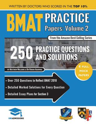 Fully worked answers to 350+ Questions UniAdmissions Humanitas IMAT Past Paper Worked Solutions: 2014-2019 International Medical Admissions Test Book: IMAT International Medical Admissions Test