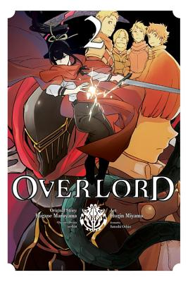 overlord Books