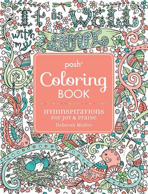 15 OFF Posh Adult Coloring Book