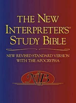 New Revised Standard Version - General( Bibles