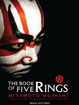 The Book Of Five Rings By Musashi Miyamotobrick Scott