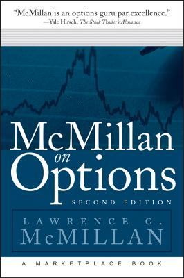 Mcmillan On Options By Mcmillan Lawrence G Opentrolley