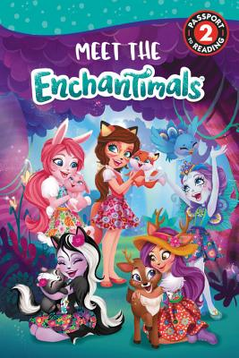 Enchantimals: Meet the Enchantimals By Finn, Perdita,, - OpenTrolley