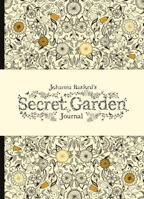 15 OFF Johanna Basfords Secret Garden Journal