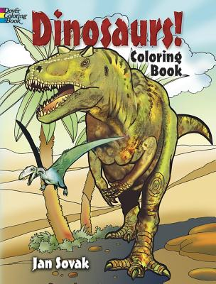 20 OFF Dinosaurs Coloring Book
