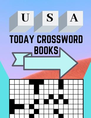 Daily Commuter Crossword Puzzle Book: Puzzle Books for