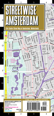 Streetwise Chicago Map.Michelin Streetwise Maps Opentrolley Bookstore Singapore